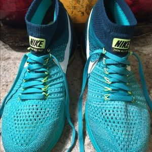 💕 BRAND NEW 💕 NIKE ZOOM ALL OUT FLYKNIT SNEAKERS